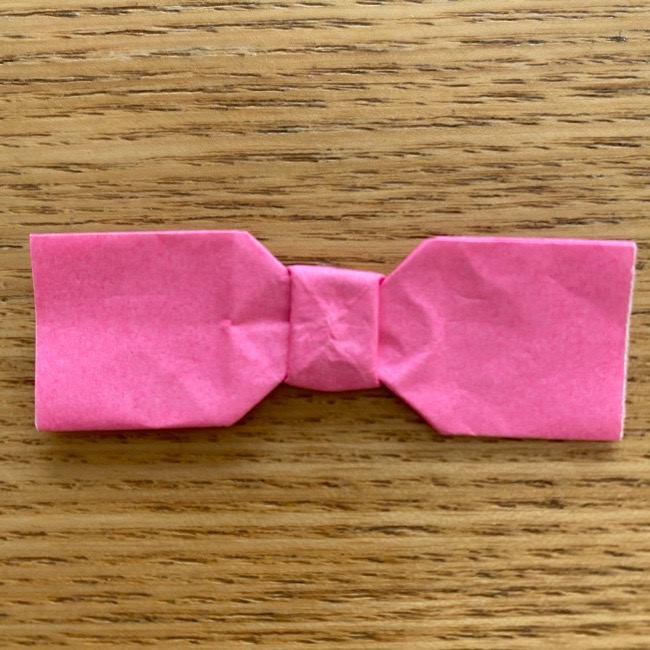 プリキュアのラテ 折り紙の折り方作り方 (55)