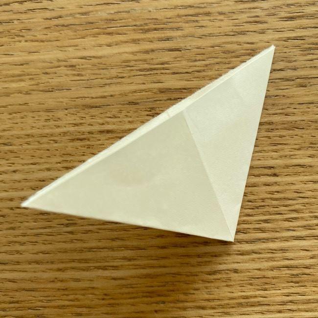 プリキュアのラテ 折り紙の折り方作り方 (6)