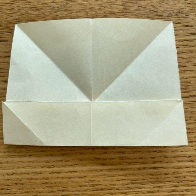 プリキュアのラテ 折り紙の折り方作り方 (8)