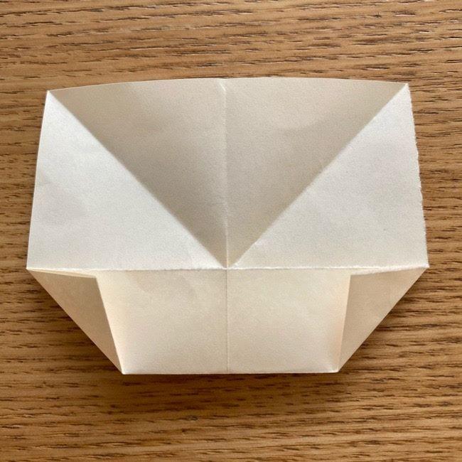 プリキュアのラテ 折り紙の折り方作り方 (9)