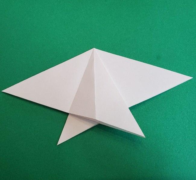 ペーパーマリオ オリガミキング『オリビア』の折り方作り方 (13)