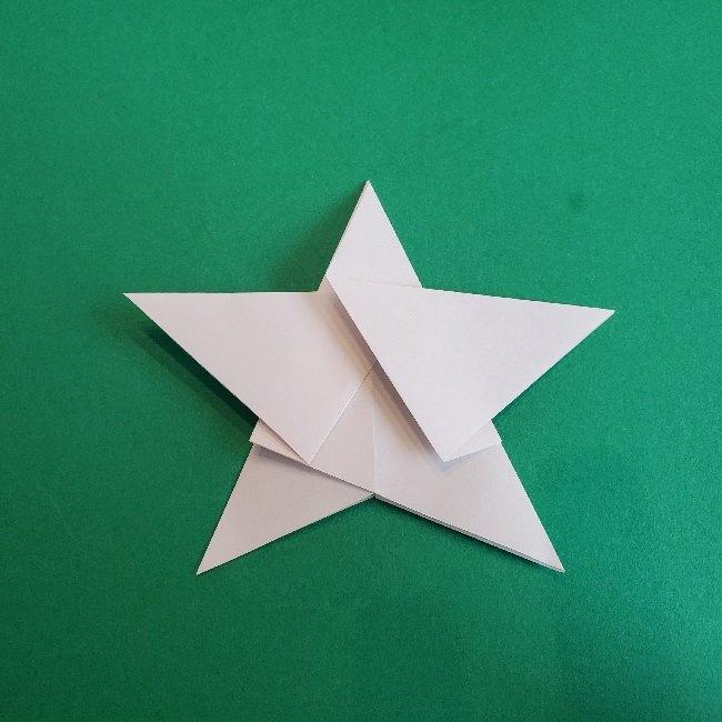ペーパーマリオ オリガミキング『オリビア』の折り方作り方 (17)