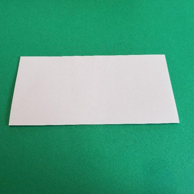 ペーパーマリオ オリガミキング『オリビア』の折り方作り方 (2)
