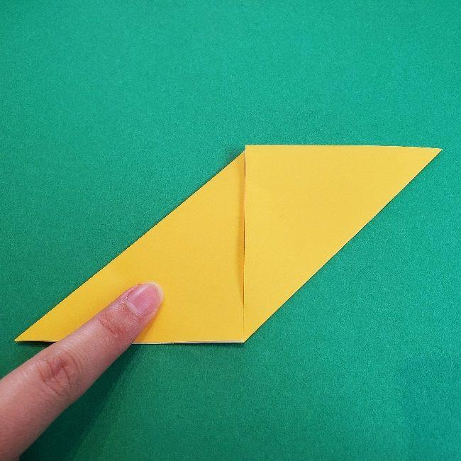 ペーパーマリオ オリガミキング『オリビア』の折り方作り方 (20)