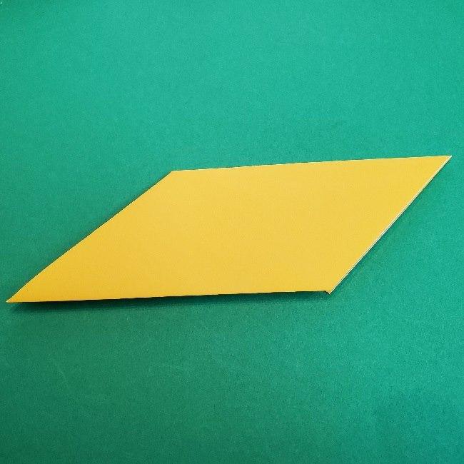 ペーパーマリオ オリガミキング『オリビア』の折り方作り方 (21)