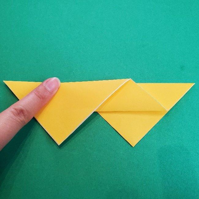 ペーパーマリオ オリガミキング『オリビア』の折り方作り方 (22)
