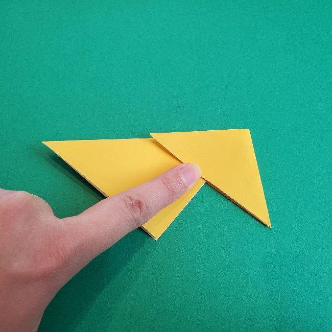 ペーパーマリオ オリガミキング『オリビア』の折り方作り方 (23)