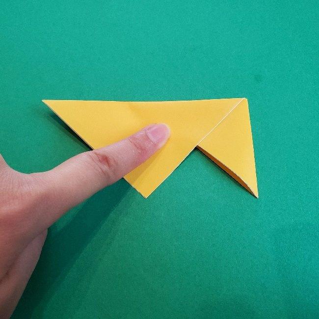 ペーパーマリオ オリガミキング『オリビア』の折り方作り方 (25)