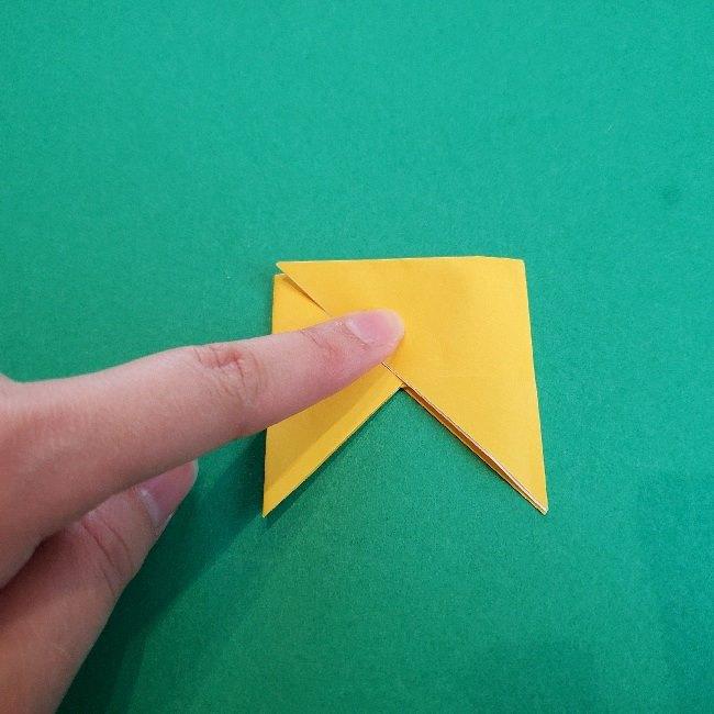 ペーパーマリオ オリガミキング『オリビア』の折り方作り方 (26)