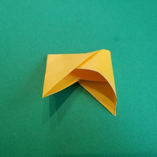 ペーパーマリオ オリガミキング『オリビア』の折り方作り方 (27)