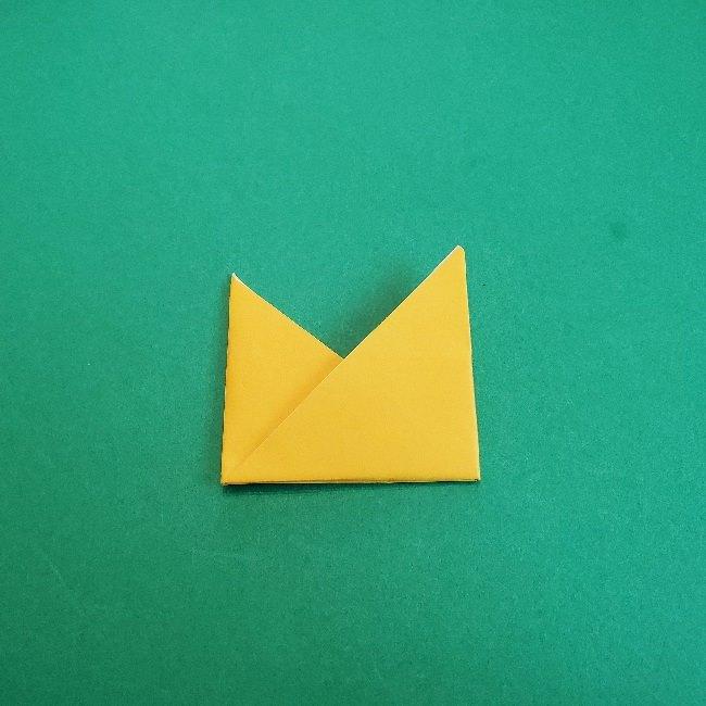 ペーパーマリオ オリガミキング『オリビア』の折り方作り方 (28)