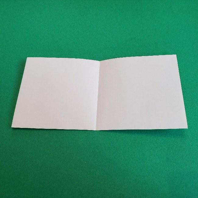 ペーパーマリオ オリガミキング『オリビア』の折り方作り方 (3)