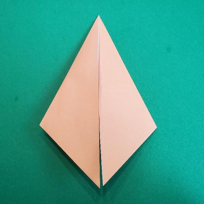 ペーパーマリオ オリガミキング『オリビア』の折り方作り方 (32)