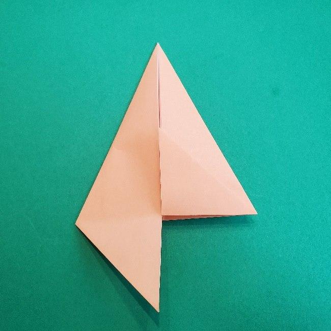 ペーパーマリオ オリガミキング『オリビア』の折り方作り方 (33)