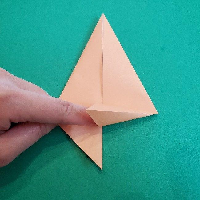ペーパーマリオ オリガミキング『オリビア』の折り方作り方 (34)