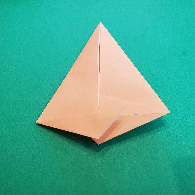 ペーパーマリオ オリガミキング『オリビア』の折り方作り方 (36)