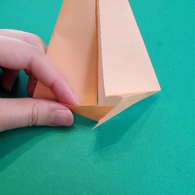 ペーパーマリオ オリガミキング『オリビア』の折り方作り方 (37)