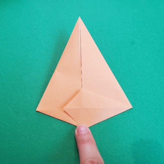 ペーパーマリオ オリガミキング『オリビア』の折り方作り方 (38)