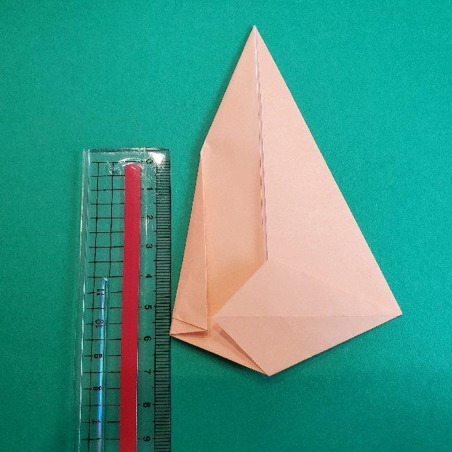 ペーパーマリオ オリガミキング『オリビア』の折り方作り方 (39)