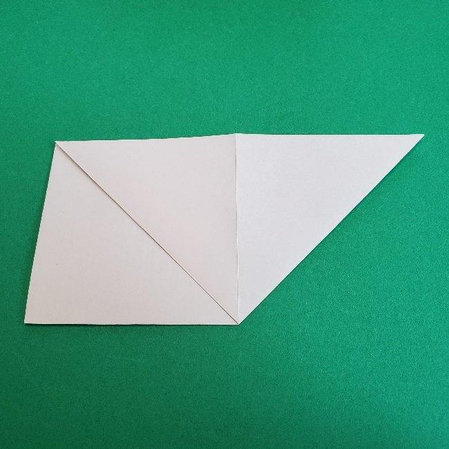 ペーパーマリオ オリガミキング『オリビア』の折り方作り方 (4)