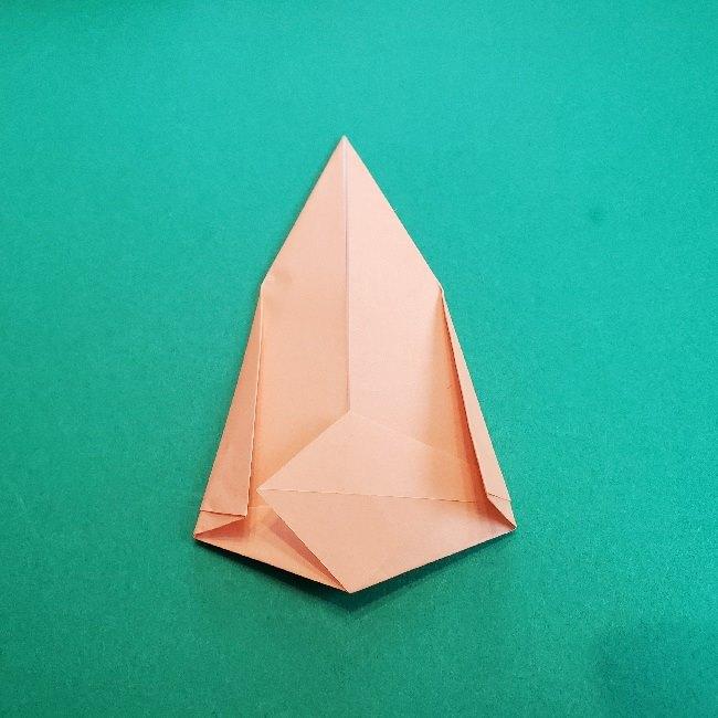 ペーパーマリオ オリガミキング『オリビア』の折り方作り方 (40)