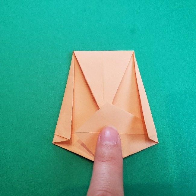 ペーパーマリオ オリガミキング『オリビア』の折り方作り方 (41)