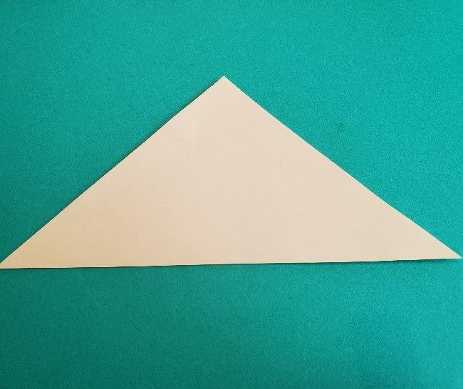 ペーパーマリオ オリガミキング『オリビア』の折り方作り方 (44)