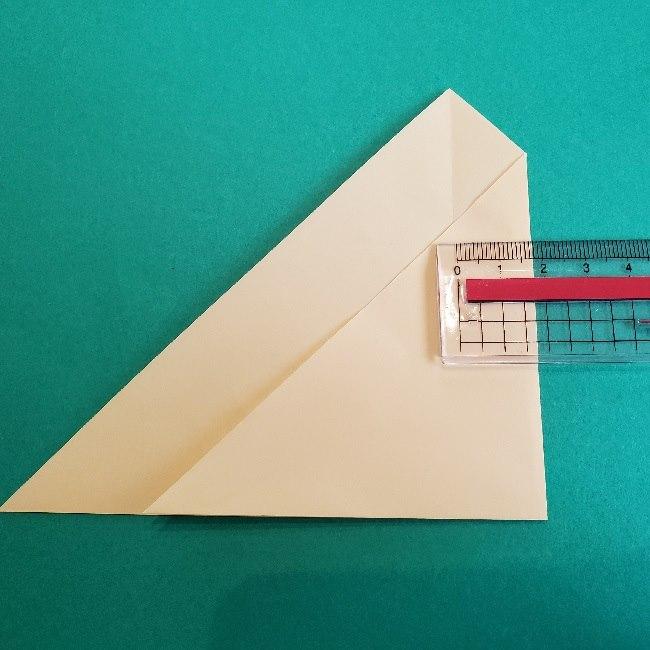 ペーパーマリオ オリガミキング『オリビア』の折り方作り方 (46)