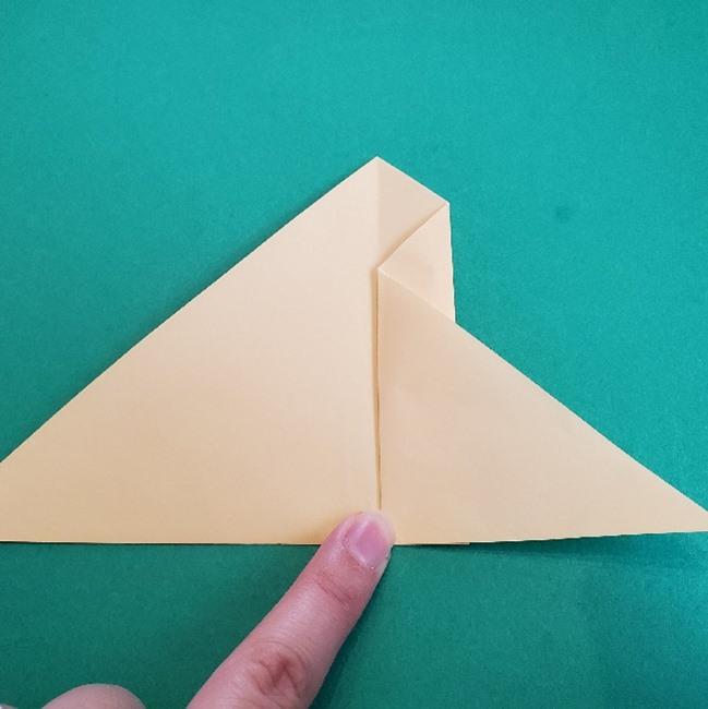 ペーパーマリオ オリガミキング『オリビア』の折り方作り方 (47)