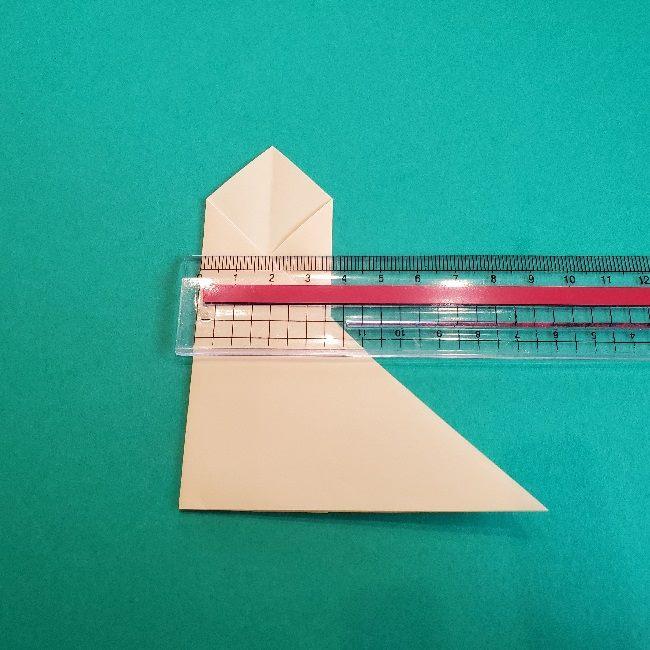 ペーパーマリオ オリガミキング『オリビア』の折り方作り方 (48)