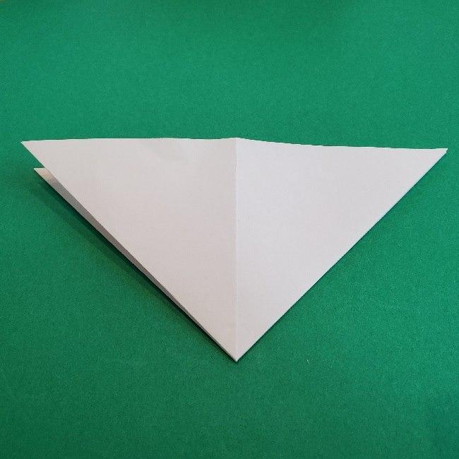 ペーパーマリオ オリガミキング『オリビア』の折り方作り方 (5)