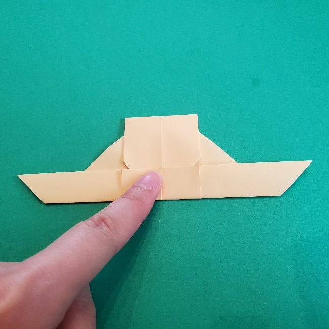 ペーパーマリオ オリガミキング『オリビア』の折り方作り方 (52)