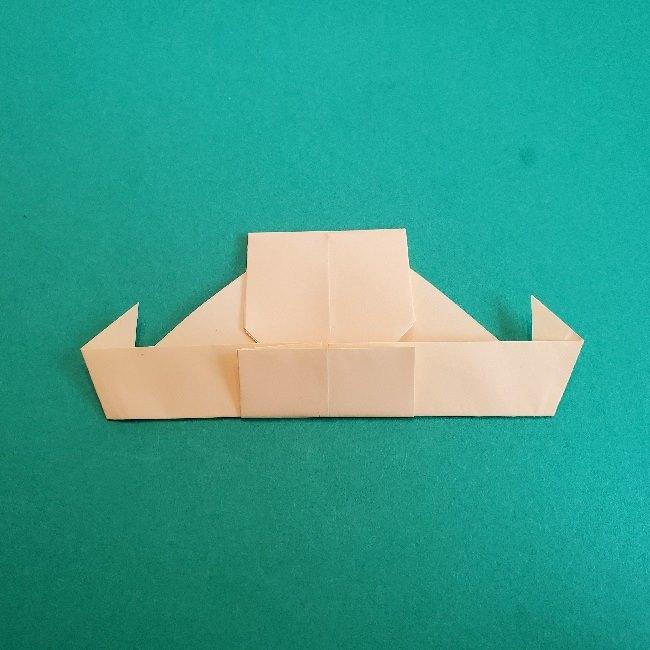 ペーパーマリオ オリガミキング『オリビア』の折り方作り方 (54)