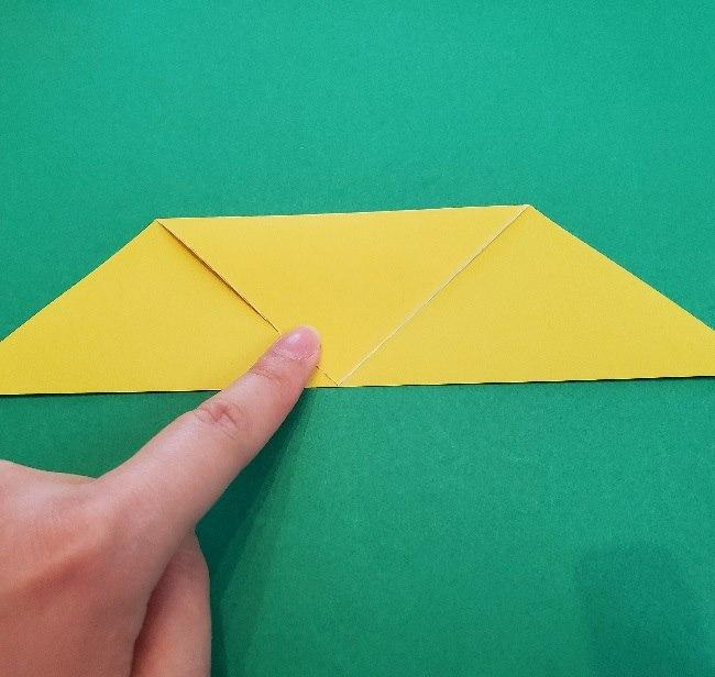 ペーパーマリオ オリガミキング『オリビア』の折り方作り方 (57)