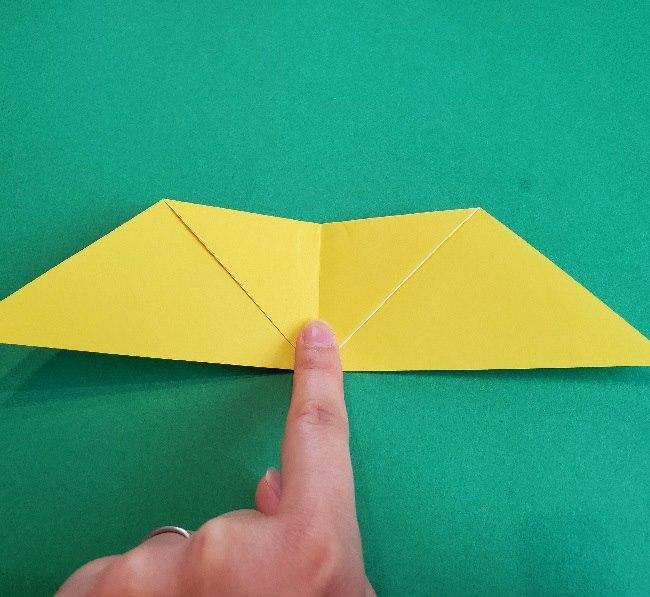 ペーパーマリオ オリガミキング『オリビア』の折り方作り方 (58)