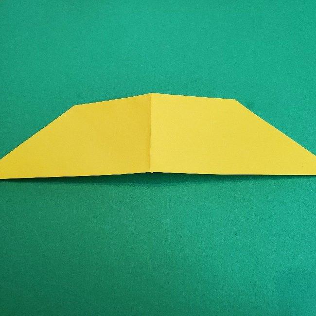 ペーパーマリオ オリガミキング『オリビア』の折り方作り方 (59)
