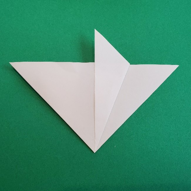 ペーパーマリオ オリガミキング『オリビア』の折り方作り方 (6)