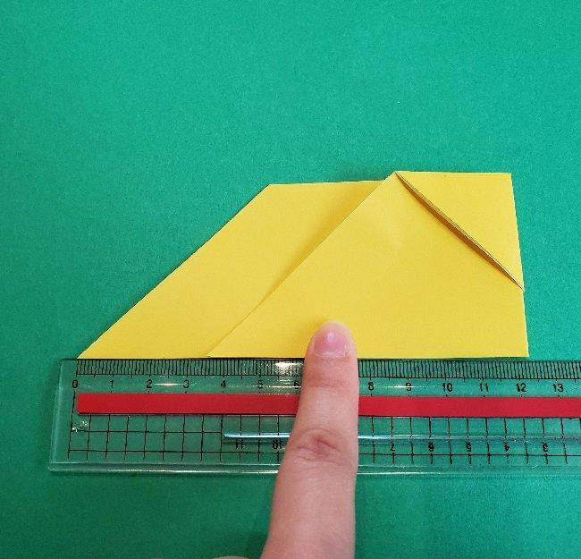 ペーパーマリオ オリガミキング『オリビア』の折り方作り方 (60)