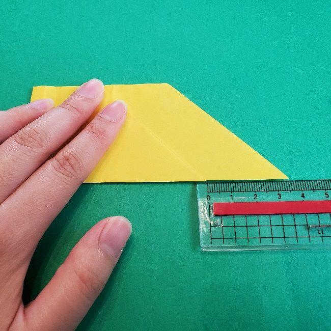ペーパーマリオ オリガミキング『オリビア』の折り方作り方 (61)