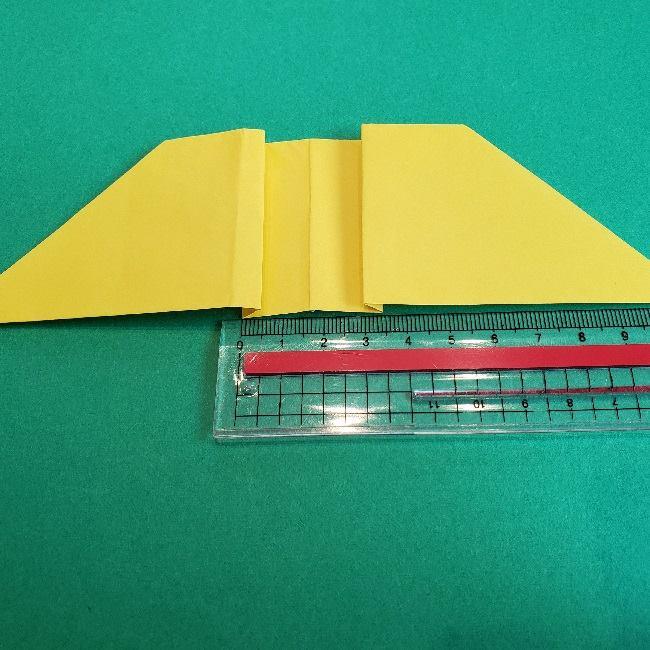 ペーパーマリオ オリガミキング『オリビア』の折り方作り方 (62)