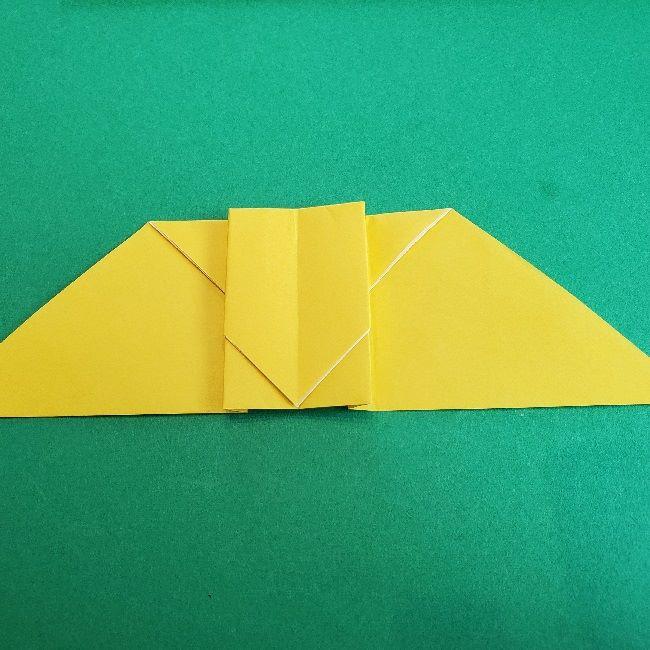 ペーパーマリオ オリガミキング『オリビア』の折り方作り方 (63)