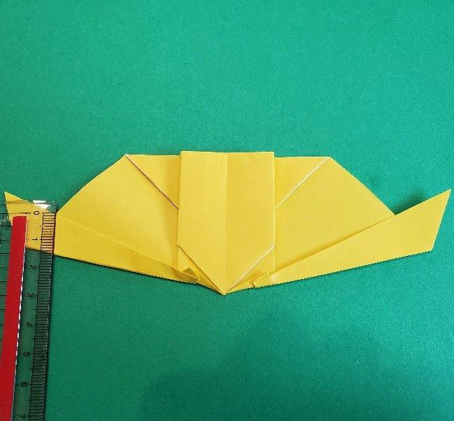 ペーパーマリオ オリガミキング『オリビア』の折り方作り方 (64)