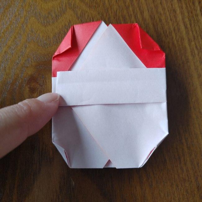 ポケモンボールの折り方作り方 (13)