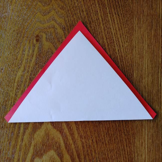ポケモンボールの折り方作り方 (3)