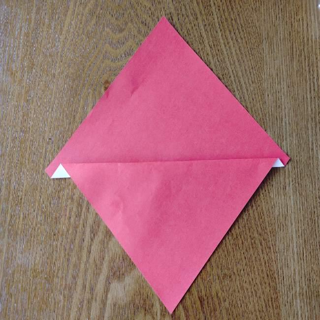 ポケモンボールの折り方作り方 (4)