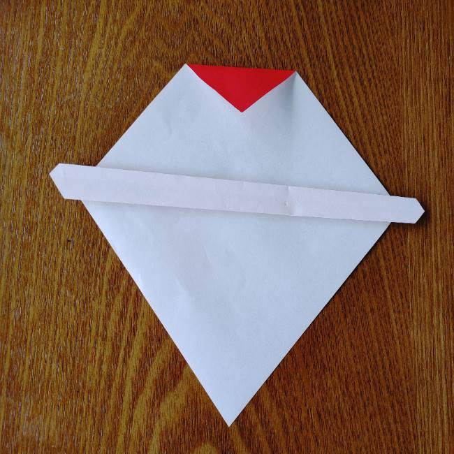 ポケモンボールの折り方作り方 (7)