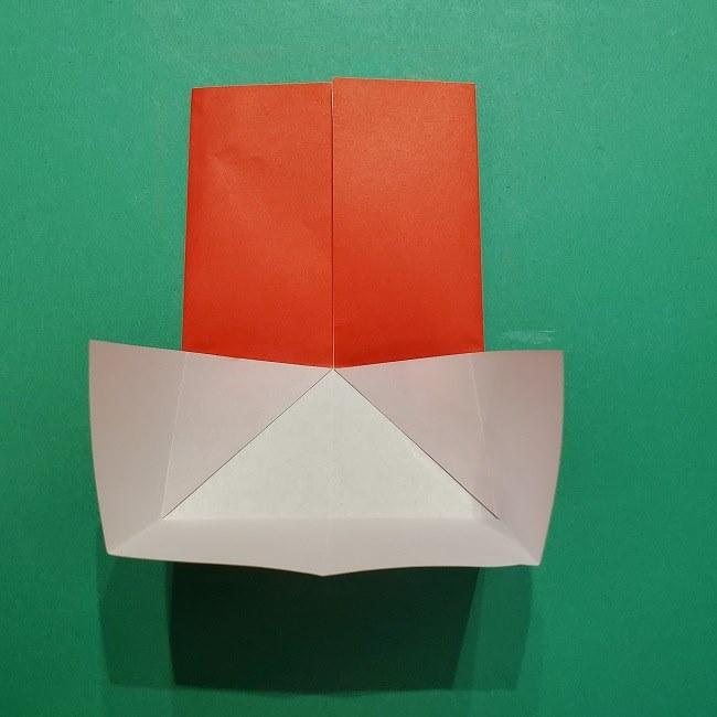 ポニョの折り紙 簡単な作り方折り方3体 (10)