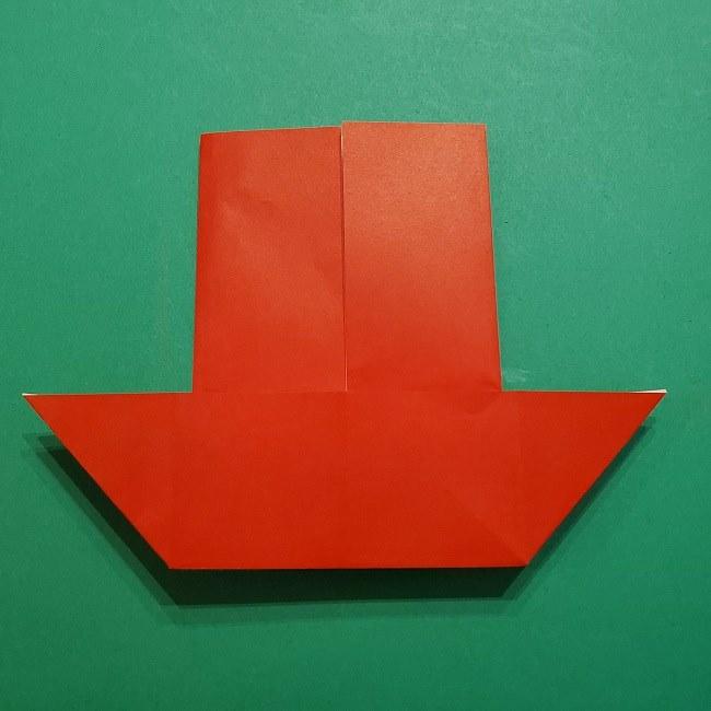 ポニョの折り紙 簡単な作り方折り方3体 (11)