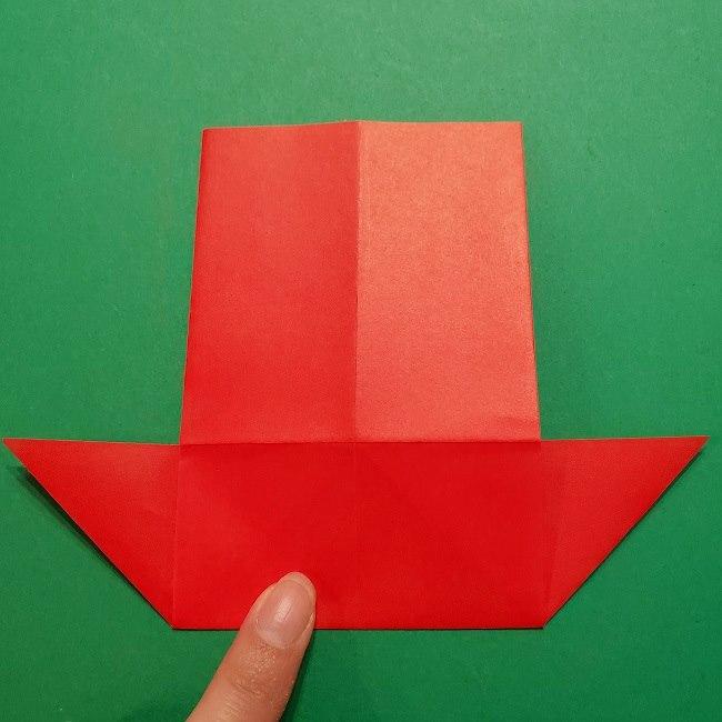 ポニョの折り紙 簡単な作り方折り方3体 (12)