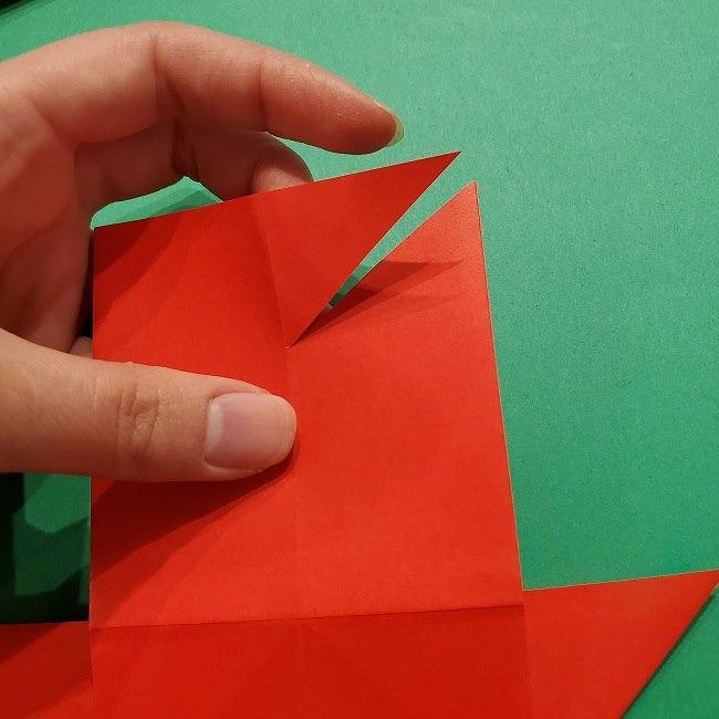 ポニョの折り紙 簡単な作り方折り方3体 (13)